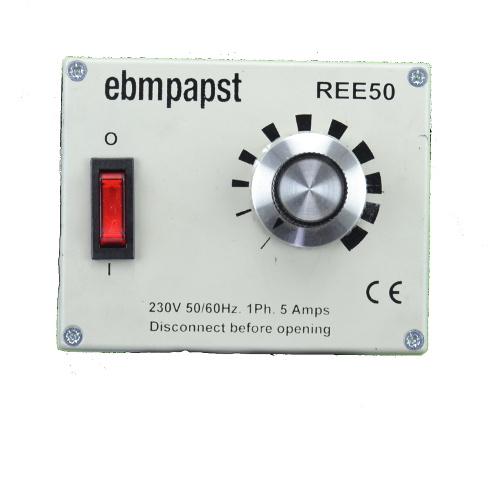 Fan Speed Controller PAPST REE50